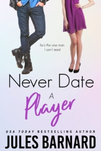 Never Date a Player ebook cover
