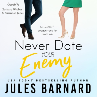 Neverdate Yourenemy Audiobook