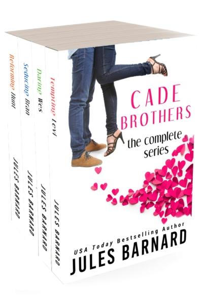 Cade Bro Complete Series