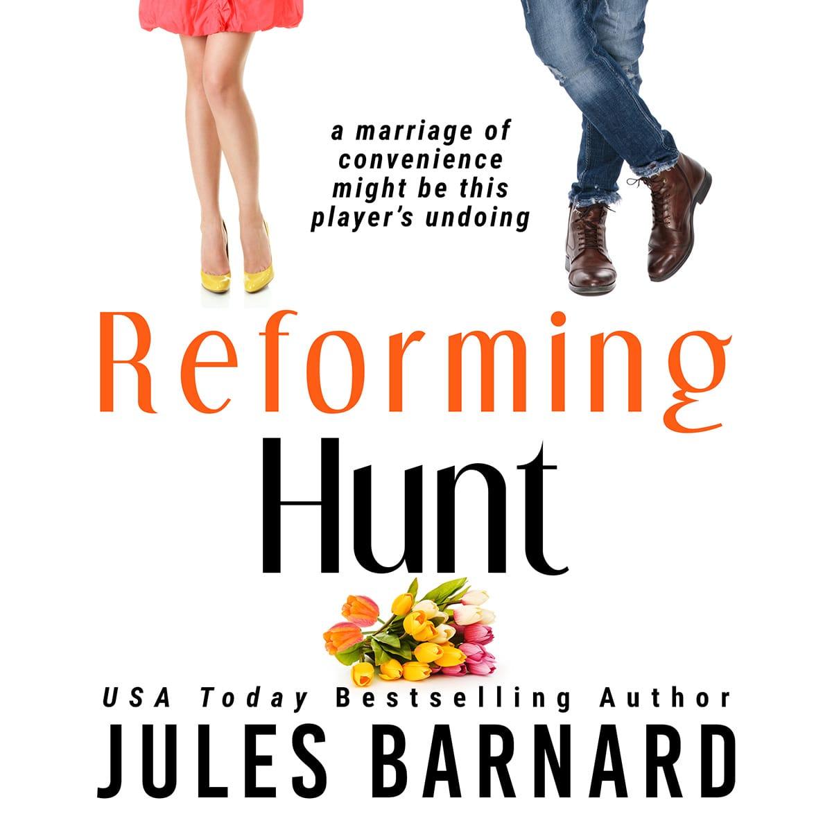 Reforming Hunt Audio